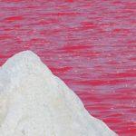 Sůl z růžového jezera