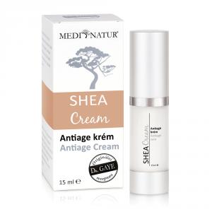Shea Cream 15 ml - Antiageing krém proti vráskám_s_krabičkou
