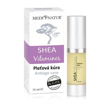 Shea Vitamines 15 ml - Pleťová vitamínová kúra na pleťové masky_s_krabičkou