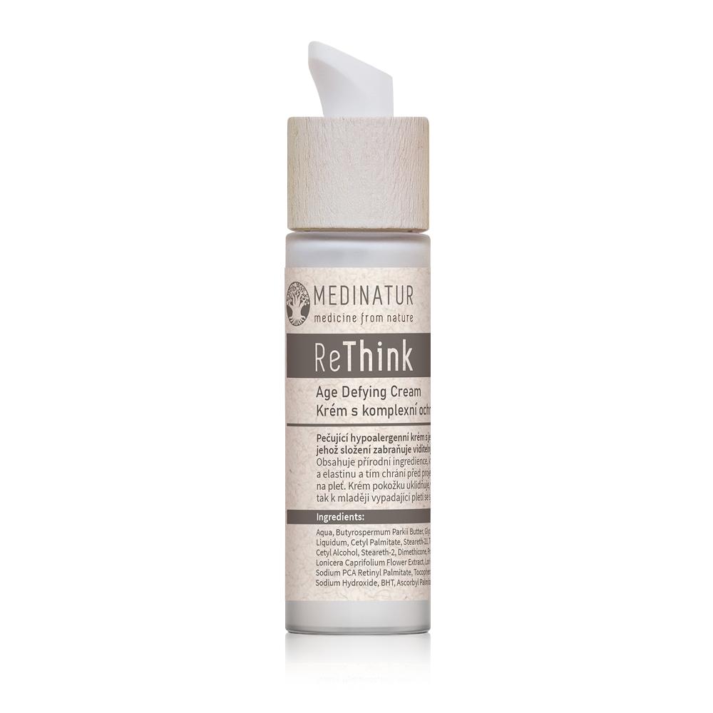 Age Defying Cream ReThink - Krém s kompletní ochranou před vráskami 50 ml