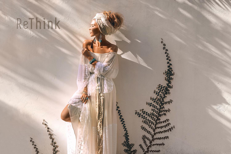 ReThink - nová řada kosmetiky, která vsobě propojuje sílu přírodních ingrediencí azodpovědnosti vůči vlastnímu tělu aokolí